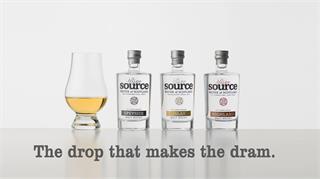 Uisge Source, The drop that makes the dram.
